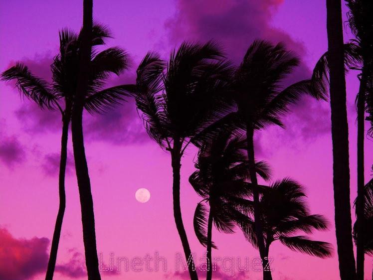 Anochecer en Punta Cana