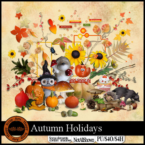 Okt. 2015 - HSA - Autumn Holidays