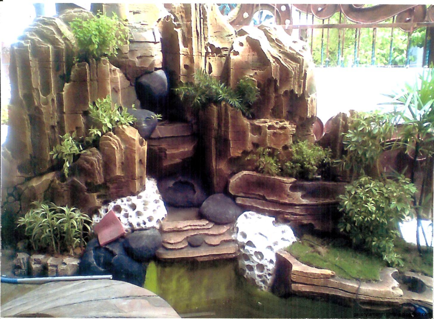 Taman Rumah Minimalis Desain Taman Minimalis - newhairstylesformen2014 ...