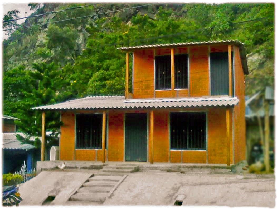 Famous casas prefabricadas en dos pisos for Fotos de casas prefabricadas