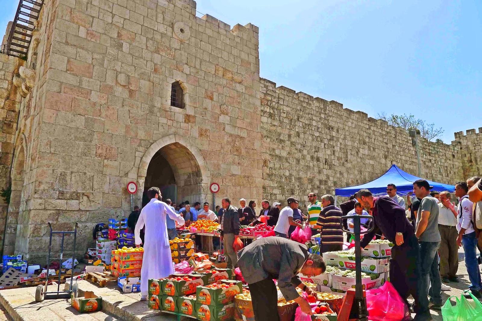 Jerusalem Souk