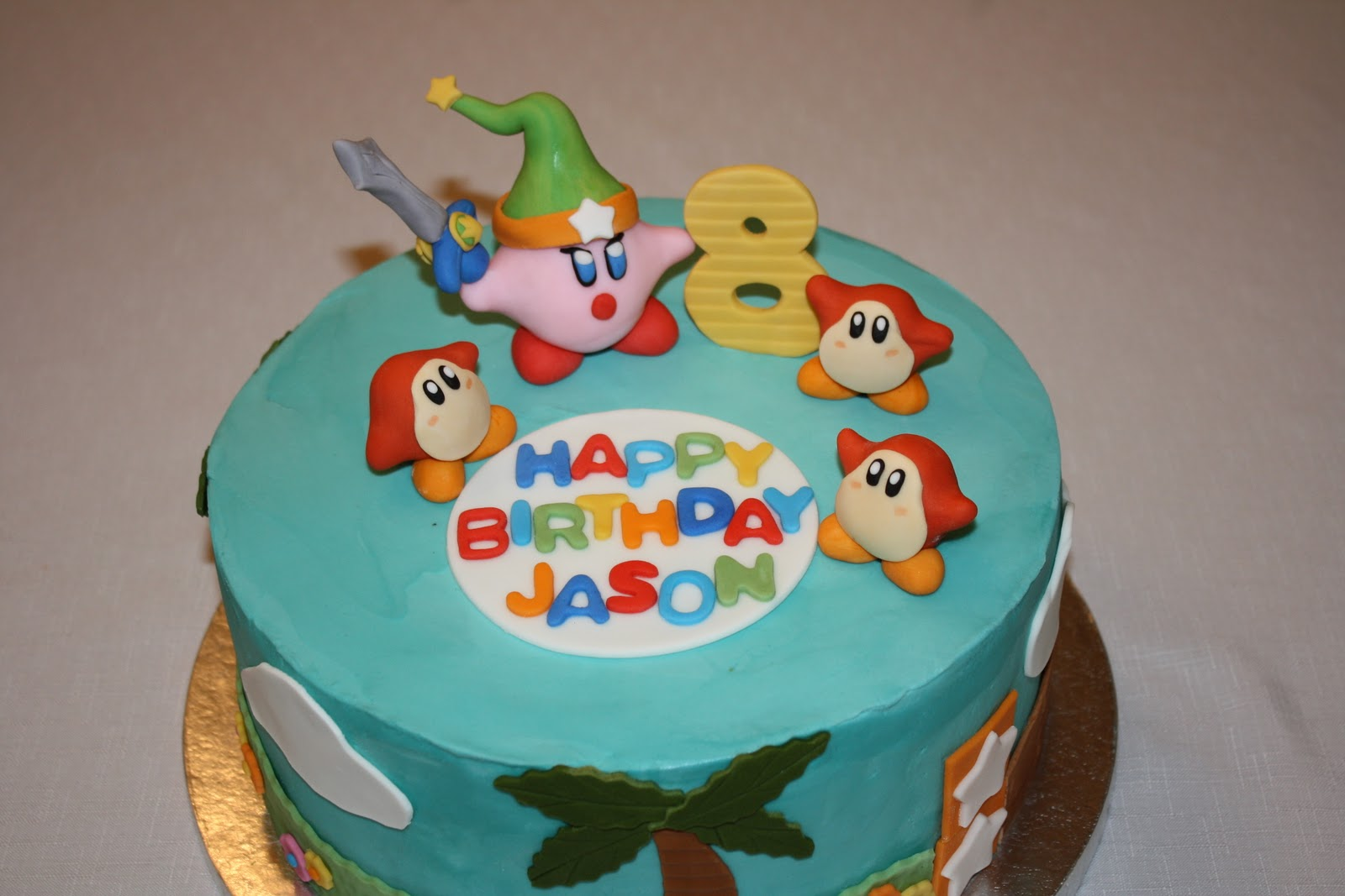 Happy Birthday Jason Cake Images