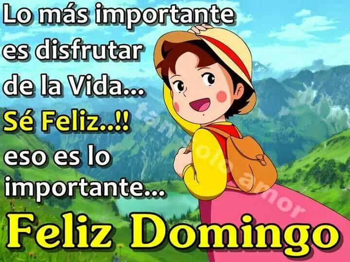 Feliz Domingo Imagenes Bonitas