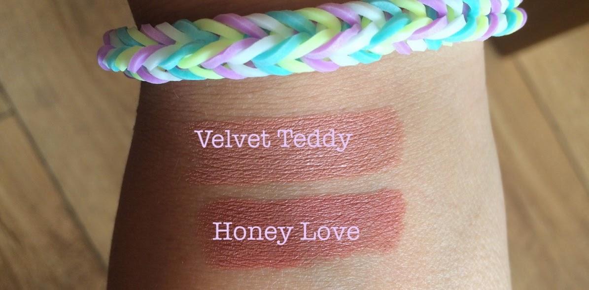 EffStar Beauty: Nude Lipstick Collection