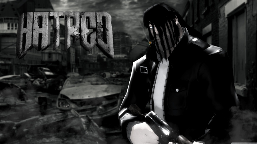 Hatred Game Download Poster