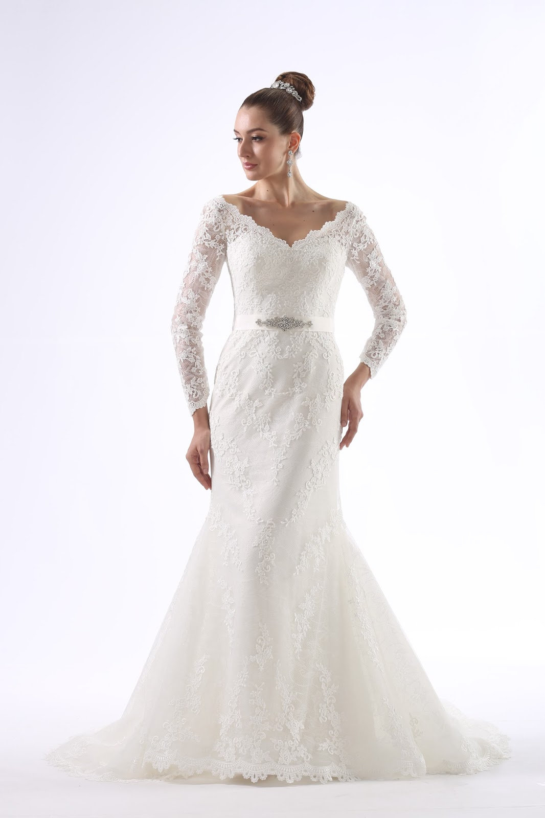 wedding dresses for mature brides mother distracted