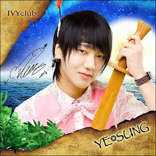 Kim JongWoon &#8211; Yesung Super Junior