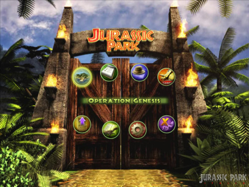 jurassic park games free download for pc full version