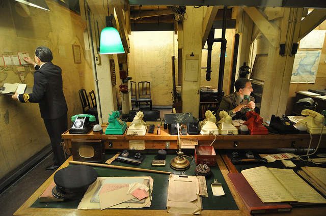 Visit Museums And Exhibitions Churchill War Rooms Review