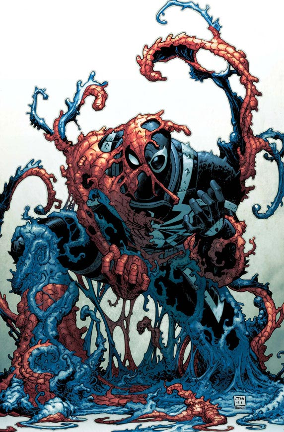 house of marvel cover to venom 6 venom vs anti venom oh boy
