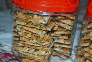 Almond Crunchy ranggup..