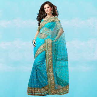 NETTED DESIGNER BOUTIQUE SAREE