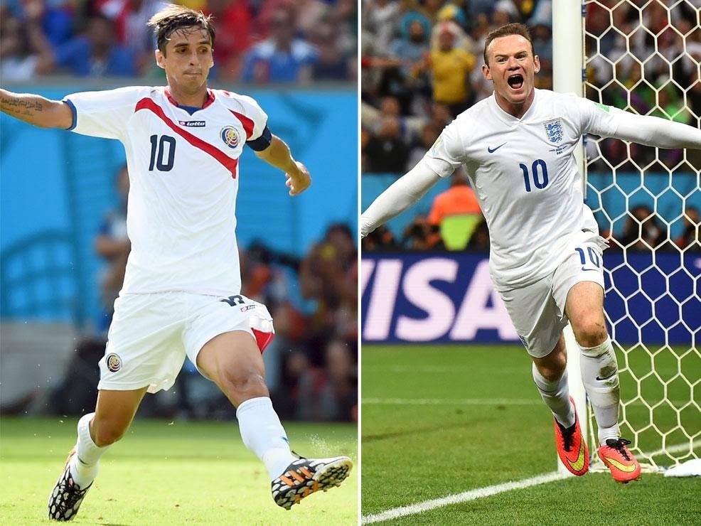 Costa Rica-Inglaterra