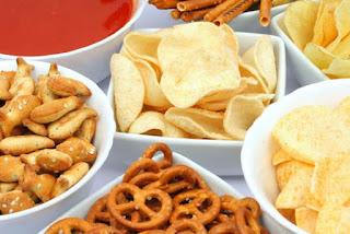 الاغذية المصنعة وسيلة للتغذية الغير سليمة في رمضان