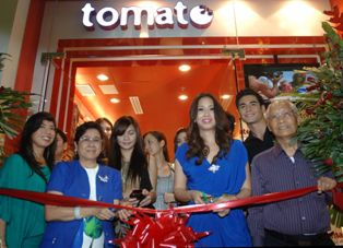 Be Delicious: Tomato Opens New Branch in Market! Market