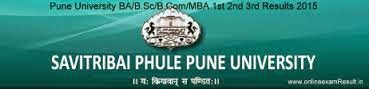 FY- BSC- Comp- Sci - 2008 - Pattern Pune Univesity Time Table 2015