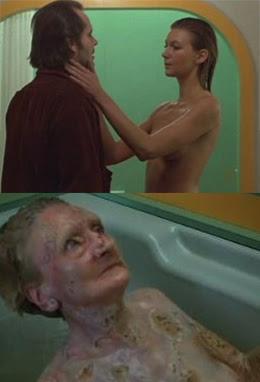 Classicbecky 39 s brain food rub a dub dub 6 stars in for Bathroom scenes photos