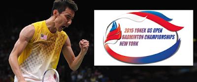 Keputusan Final Badminton Terbuka Amerika Syarikat 2015