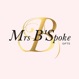 Mrs B'Spoke Gifts logo