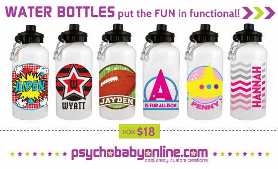 Shop Personalized Water Bottles for Kids