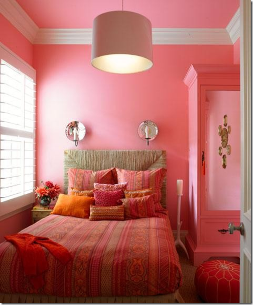 pink and orange girls designer bedrooms inspiring