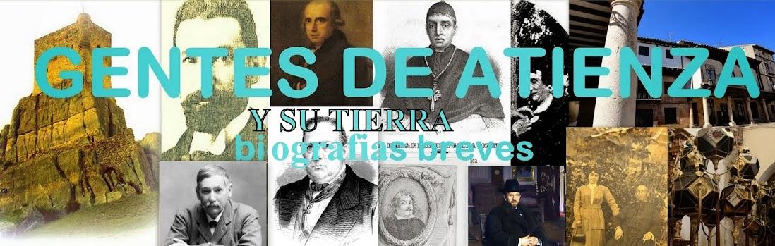 PERSONAJES DE ATIENZA Y SU TIERRA (Guadalajara)