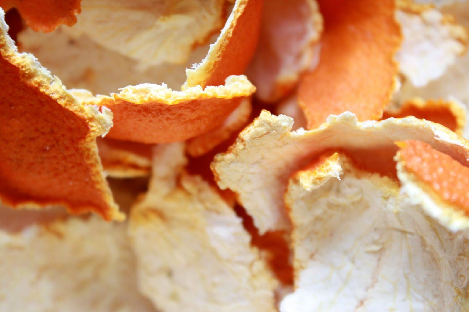 Eating Peel of Orange Orange Peels Have a Potential