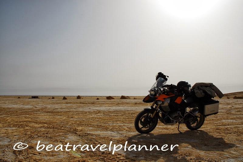 Chott - Tunisia
