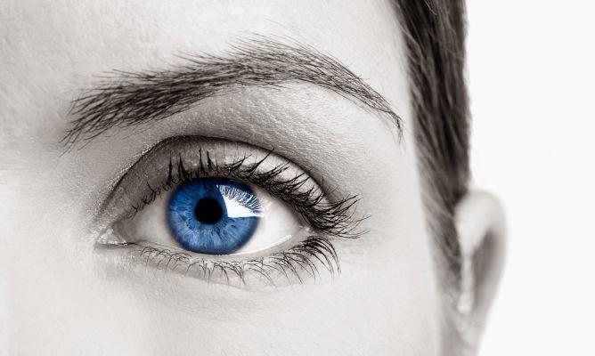 Ejercicio Gimnasia Ocular