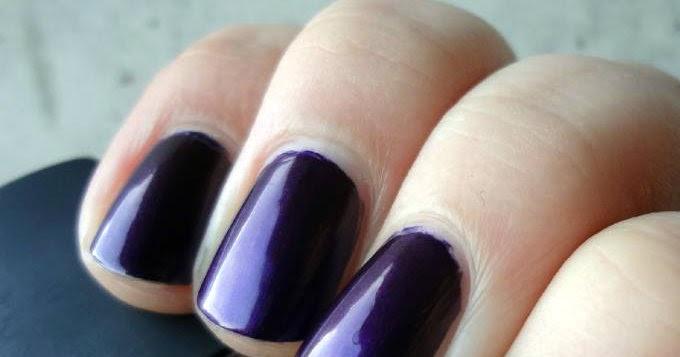 Ida Nails It: NARS Purple Rain and Illamasqua Phallic