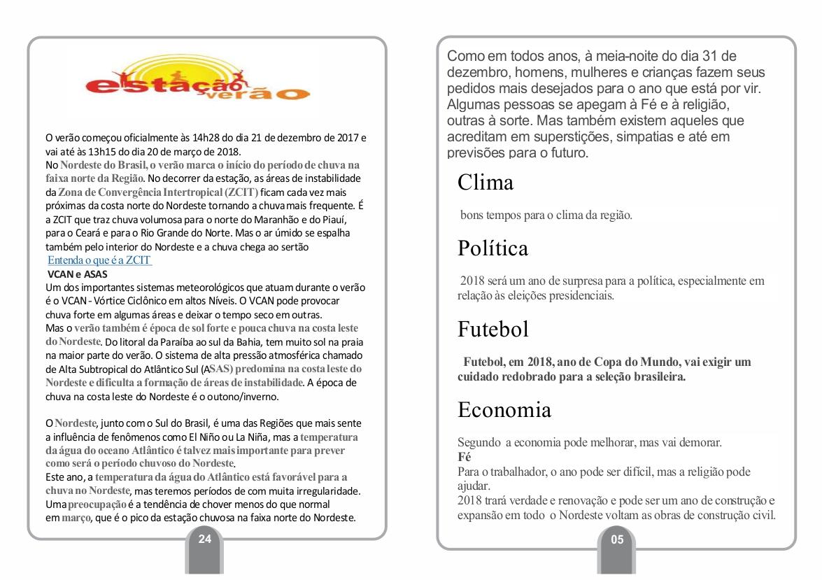 FIQUE ATUALIZADO COM OS COSTUMES DE NOSSA CULTURA POPULAR NORDESTINA