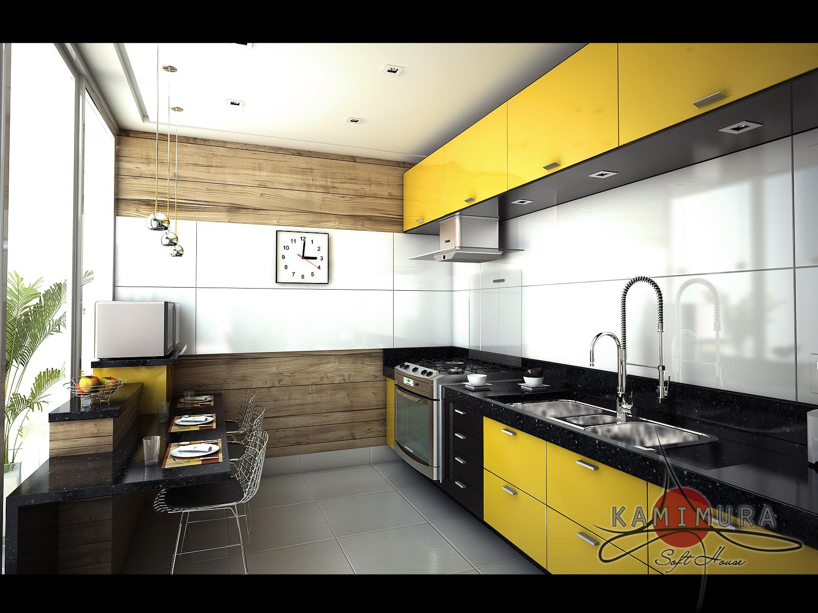 rodrigo kamimura arquitetura design design de interiores cozinha reforma chris. Black Bedroom Furniture Sets. Home Design Ideas