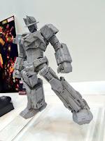 Sentinel Toys METAMOR-FORCE Psycho Armor Govarian Wonder Festival 2015 Summer prototype toy image 01