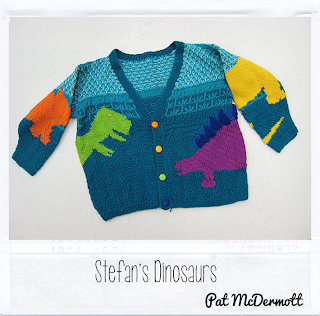 Knitting Pattern Jumper With Dinosaur : FREE DINOSAUR JUMPER KNITTING PATTERNS - VERY SIMPLE FREE KNITTING PATTERNS