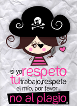 SE CREATIVO, NO PIRATEES!!