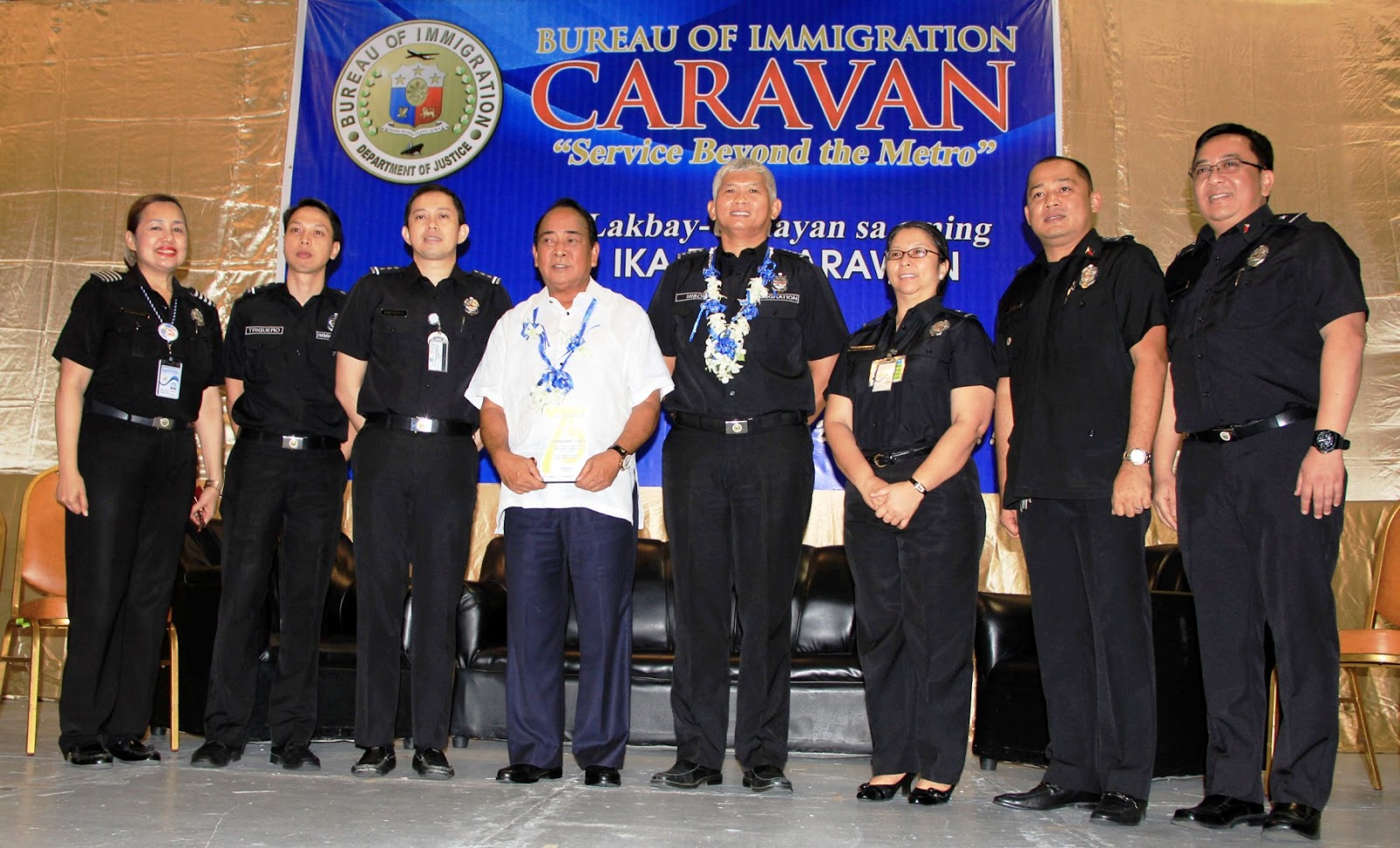 posts in subicnewslink the bi caravan aimed to make available immigration services and transactions for foreigners in the areas of zambales and the subic bay port zone