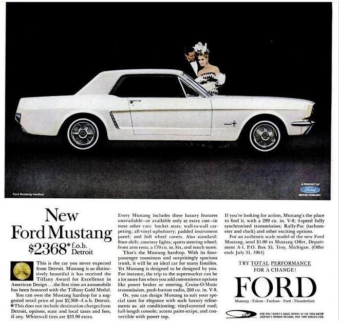 Classic Car Advertisements July - Classic car ads