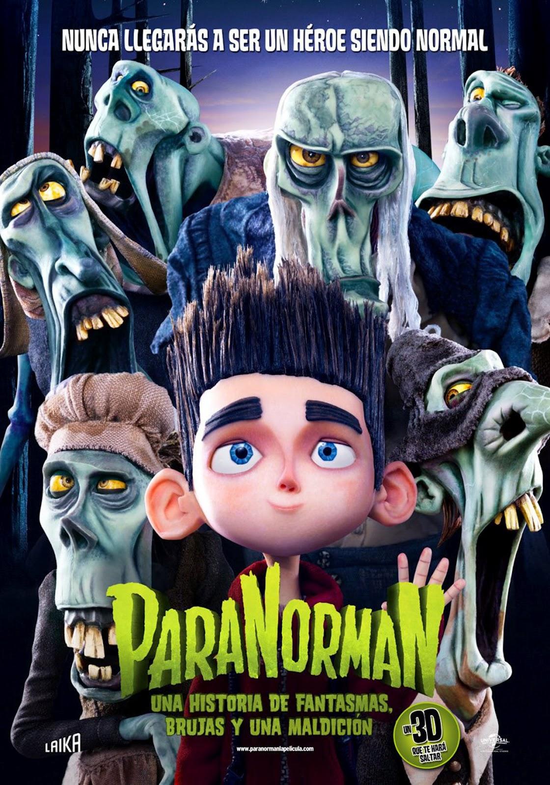 ParaNorman สยบคำสาป หมู่บ้านต้องมนต์ HD 2012