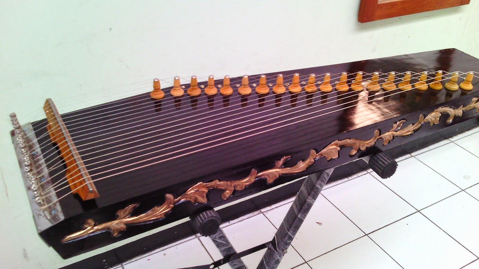 alat musik tradisional beserta penjelasannya dan gambarnya ...