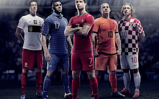 euro 2012 wallpaper - the legend team