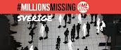 Miljoner människor saknas!
