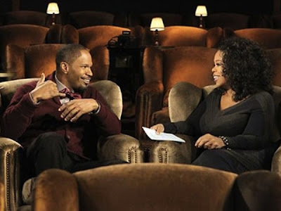Jamie Foxx on Oprah's Next Chapter
