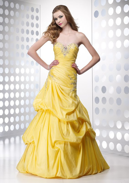 2011-Yellow-Prom-and-Homecoming-Dresses