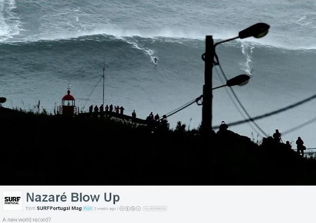 mcnamara surf nazare