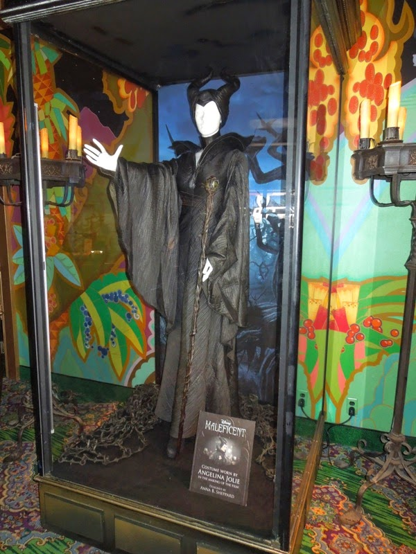 Maleficent movie curse costume