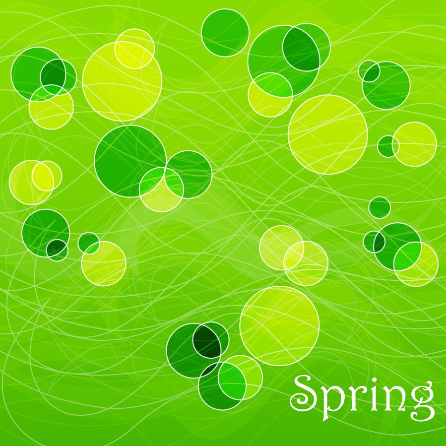 すべての折り紙 サンタクロース 折り紙 : 春の新緑をイメージした背景 ...