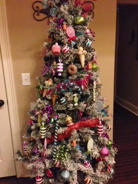 Life in the Barbie Dream House: More Christmas Trees and 200,000 ...