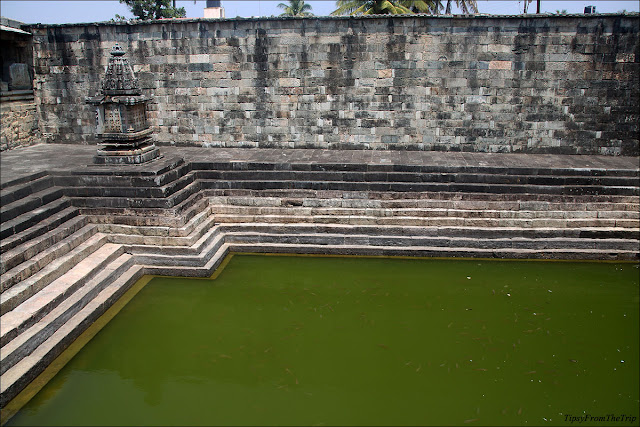 Temple well, Chennakesava Temple, Belur