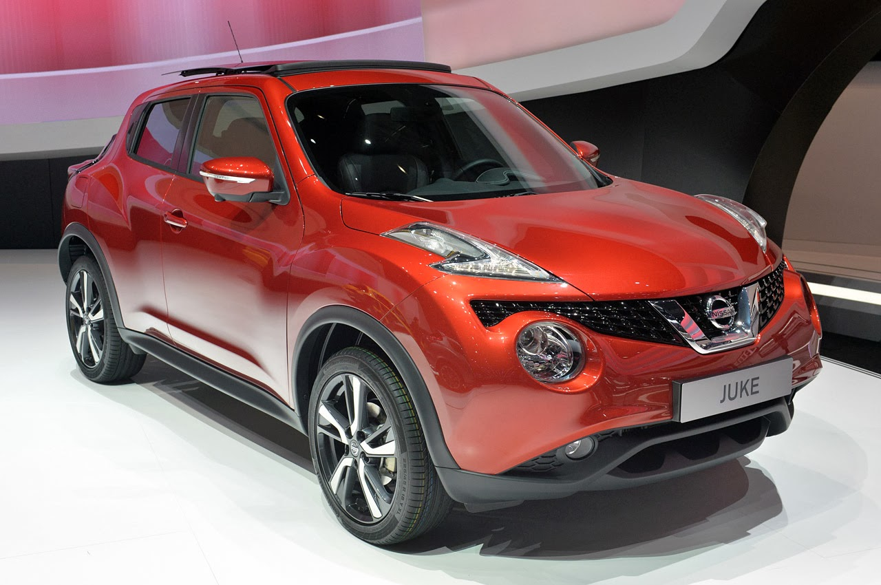 automotiveblogz 2015 nissan juke geneva 2014 photos. Black Bedroom Furniture Sets. Home Design Ideas