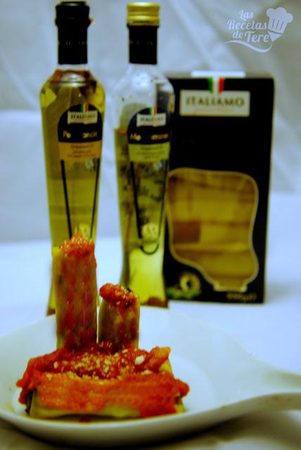 Canelones rellenos de calabaza, espinaca y queso mascarpone tererecetas 06